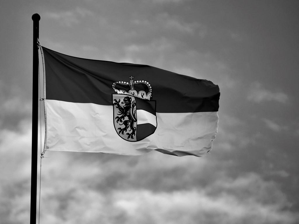 Salzburg Flagge