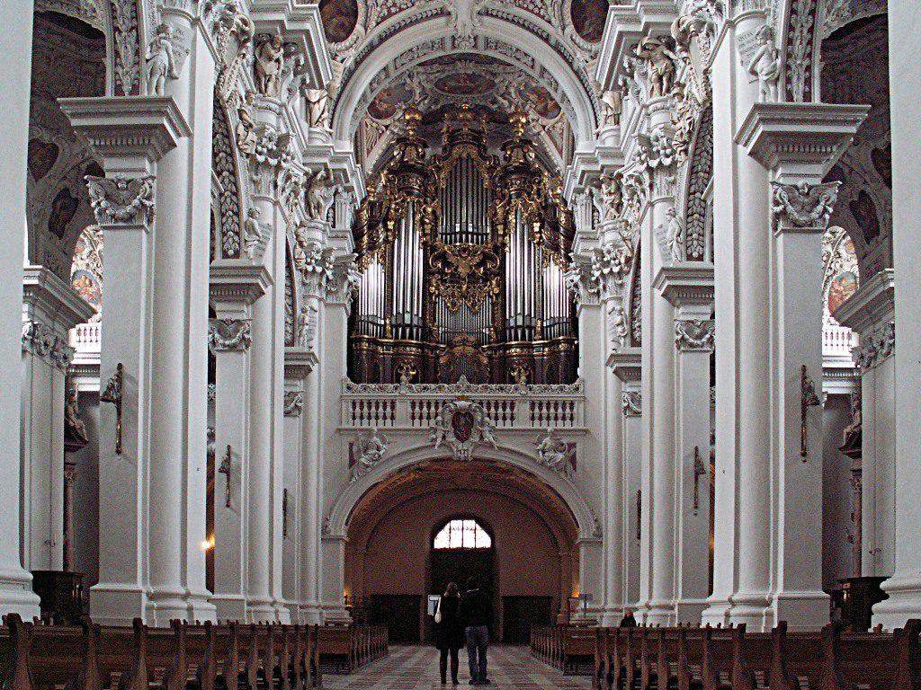 Passau St. Stephan Dom