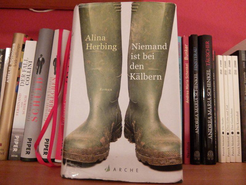 Alina Herbing - Niemand ist bei den Kälbern
