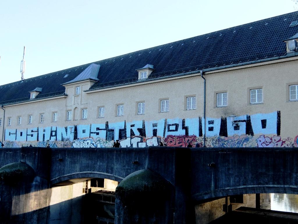 streetart München